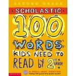 英文原版 100 Vocabulary Words Kids Need to Read by 2nd Grade Wo