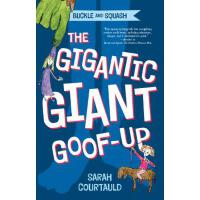 【预订】Buckle and Squash: The Gigantic Giant Goof-Up