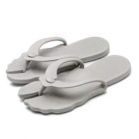 旅行用品便携折叠旅游拖鞋防滑海边沙滩鞋男女士软鞋游泳拖鞋户外凉鞋