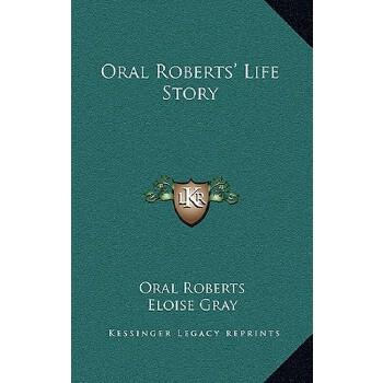 【预订】Oral Roberts' Life Story 预订商品,需要1-3个月发货,非质量问题不接受退换货。