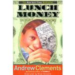 Lunch Money 零花钱大计划(《我们叫它粉灵豆》姐妹篇)ISBN 9780689866852