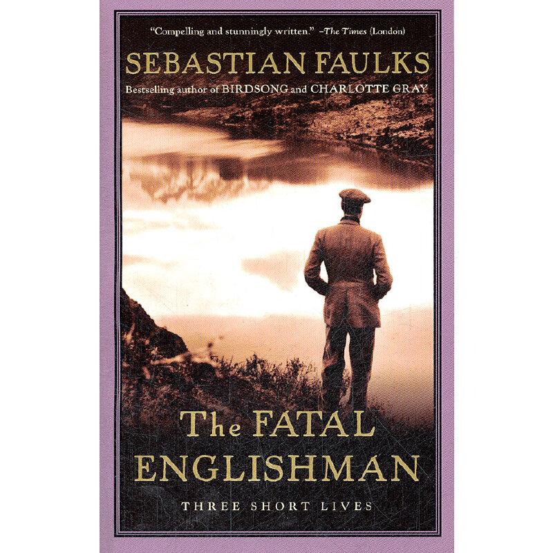 FATAL ENGLISHMAN, THE(ISBN=9780375727443) 英文原版