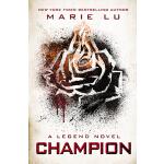 【预订】Champion A Legend Novel