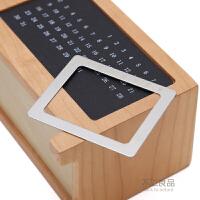 木质笔筒创意时尚办公用品多功能韩国可爱文具实木桌面收纳盒摆件