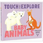 【预订】Touch and Explore: Baby Animals 9782745978936