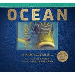 现货 英文原版 Ocean: A Photicular Book 海洋3D立体儿童绘本