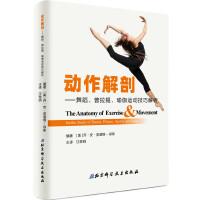 动作解剖――舞蹈、普拉提、瑜伽运动技巧解析