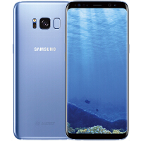 【当当自营】三星(SAMSUNG) S8+ (4G+64G) 雾屿蓝 全网通全视全面屏手机