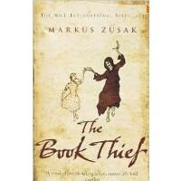[现货]英文原版 The Book Thief 偷书贼 马克斯 苏萨克 名著