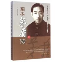 图本茅盾传/中国现当代作家传