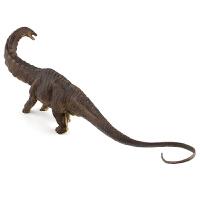 侏罗纪公园恐龙玩具模型仿真动物长颈迷惑龙梁龙雷龙玩具男孩礼物 长颈迷惑龙