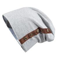 韩版男士嘻哈帽街舞帽潮头巾帽子女士包头帽棉质运动帽