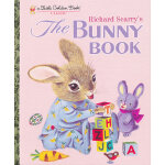 The Bunny Book (Little Golden Book) 斯凯瑞金色童书:小兔子(精装) ISBN9780375832246