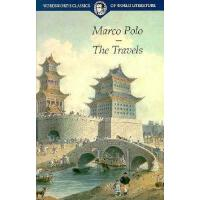 现货 马可波罗游记 The Travels of Marco Polo 经典小说 英文 原版