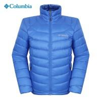 【清仓】哥伦比亚(Columbia) 秋冬户外男防水热能反射保暖900蓬白鹅绒羽绒服PM5402