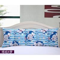 全棉韩式床上沙发大靠垫纯棉双人长靠枕韩版床头大靠背含芯可拆洗 2米 成品 约 1.9米