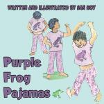 【预订】Purple Frog Pajamas