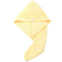干发帽吸水干发巾浴帽加厚包头巾儿童擦头发速干毛巾