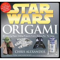 [现货]英文原版 星球大战折纸 各种新奇好玩 Star Wars Origami: 36 Amazing Models