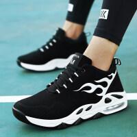 百搭休闲鞋男鞋子潮鞋2018秋季新款男士内增高运动鞋韩版学生球鞋