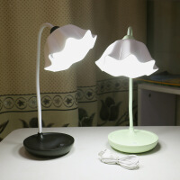 护眼台灯可充电式儿童书桌学习大学生宿舍触摸调光床头灯