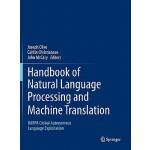 【预订】Handbook of Natural Language Processing and Machine Tra