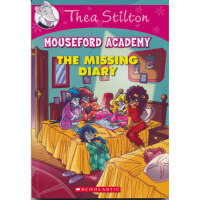Thea Stilton Mouseford Academy #2: The Missing Diary Geroni
