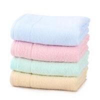 竹炭纤维小号毛巾儿童 婴儿洗脸吸水速干面巾比纯棉柔软家用洗脸帕