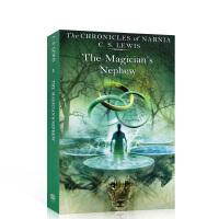 The Magician's Nephew 魔法师的外甥 英文原版小说 纳尼亚传奇1 青少年文学小说 中小学生课外读物