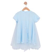【2件2.5折:143元】商场同款马拉丁童装女童连衣裙2018夏公主裙128313006H