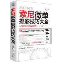 索尼微单摄影技巧大全FUN视觉雷波化学工业出版社