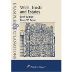 【预订】Examples & Explanations for Wills, Trusts, and Estates