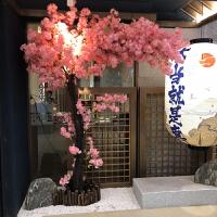 仿真樱花树许愿树婚庆装饰树假樱花树大型酒店商场装饰桃花