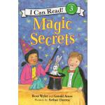 英文原版 Magic Secrets I can read L3 儿童绘本分级读物