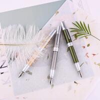 毕加索钢笔961男女士复古商务钢笔学生练字书法用墨水笔送男友送女友定制礼物*礼品可刻字