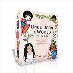 【预订】Once Upon a World Collection: Snow White; Cinderella; R
