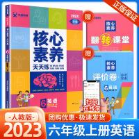 核心素养天天练六年级上册英语人教版2021新版