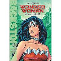 【预订】Wonder Woman: * Warrior (Backstories) 9780545925570