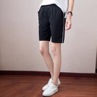夏季新款松紧腰休闲五分裤宽松显瘦运动女短裤潮