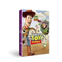 迪士尼大电影双语阅读·玩具总动员 Toy Story