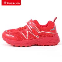 【到手价:92元】探路者儿童运动鞋 秋冬户外男女童轻便舒适徒步鞋QFAG95010