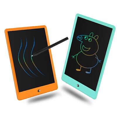 【限时抢】智力快车儿童家用液晶手写板小黑板非磁性无尘涂鸦绘画画板电子写字板玩具 【现在已停止发货,2月1日恢复发货】