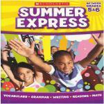Summer Express 5�C6 学乐暑期特快:5-6年级 ISBN9780545305884