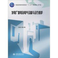 发电厂变电站电气设备与运行维护 中国水利水电出版社