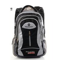 韩版新款休闲红岩双肩旅行背包 超轻防水笔记本电脑包 学生包