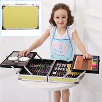 儿童节礼物男女画笔套装美术绘画彩绘水彩笔蜡笔彩铅油画颜料礼盒