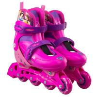 户外运动专为初学者设计轮滑鞋套装 大中小男女儿童可调溜冰鞋