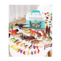 4-5-10岁男孩子玩具儿童恐龙玩具仿真动物大号霸王龙模型套装