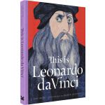 This is Leonardo da Vinci这是达芬奇 英文原版 This is这就是系列艺术家小传故事大师作品