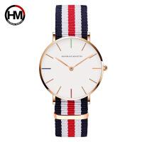 日本机芯男女士防水学生时尚棕色休闲潮流石英新款手表